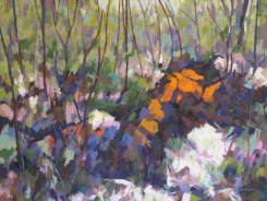 Broken Ground I, 2010, 60 x 80 cm, acrylic on linen