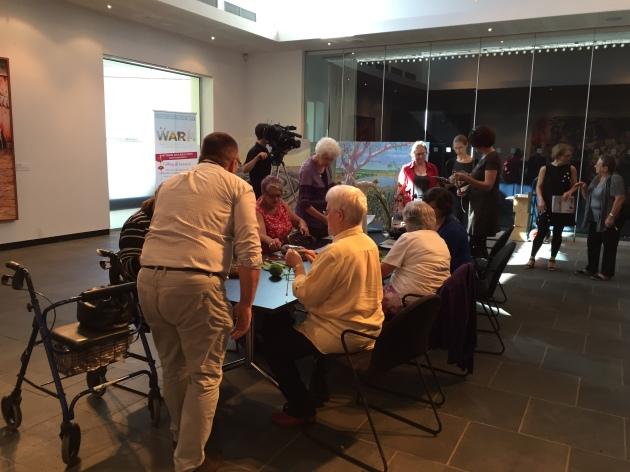 Project launch at Art Gallery of Ballarat