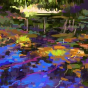 Water sketch 0685