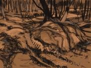 Winter Track sketch 0713