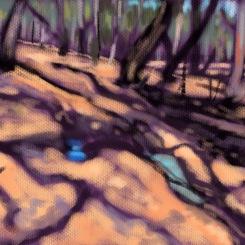Winter Track sketch 0718
