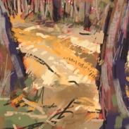 Winter Track sketch 9921